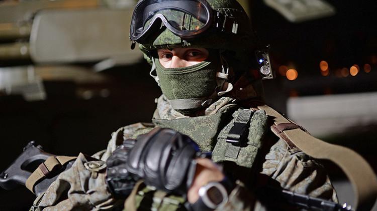 'Soldado del futuro': Así será el nuevo rifle de francotirador y el equipamiento de las tropas rusas