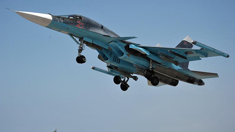 """""""Impacto y asombro"""" por la operación en Siria: Rusia sí puede llevar adelante una guerra"""