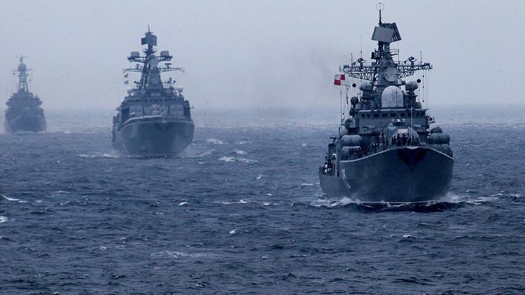 EE.UU., alarmado por su decadencia y el creciente poderío naval de Rusia