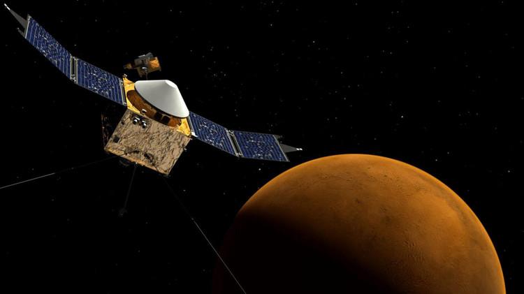"""La NASA genera intriga con otro hallazgo """"clave"""" sobre Marte"""