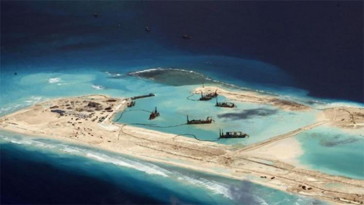 China explica por qué no disminuye la tensión en el Sudeste Asiático