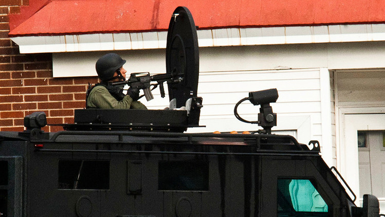 EE.UU.: La Policía detiene al autor de un tiroteo en San Diego tras cinco horas de negociaciones