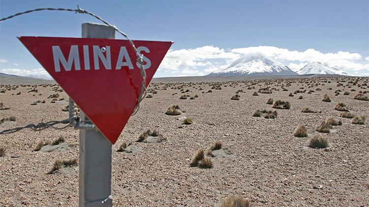 ¿Entraron militares de Perú en territorio chileno?