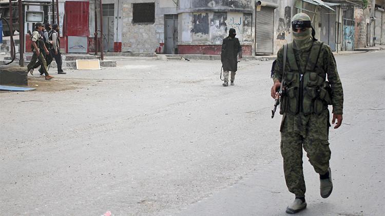 EE.UU. admite que el Frente Al Nusra 'absorbió' parte de la oposición moderada de Siria