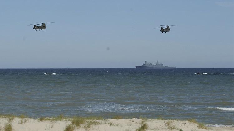 """La presencia militar rusa saca a flote el punto """"vulnerable"""" de la OTAN en el Mediterráneo"""