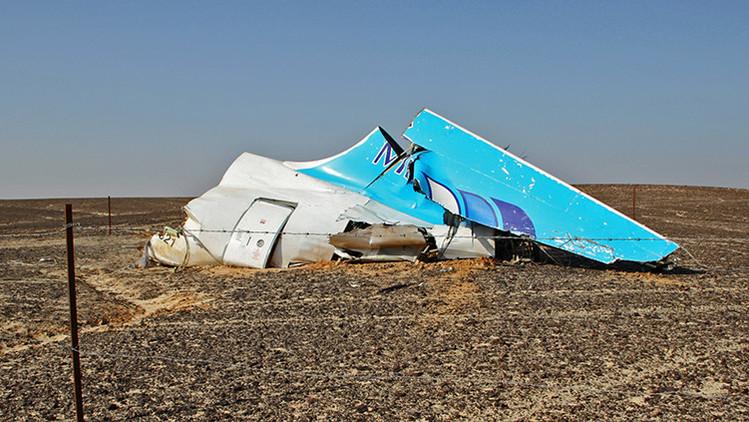 """Moscú: """"La investigación debe formular las teorías sobre el A321, lo demás es especulación"""""""