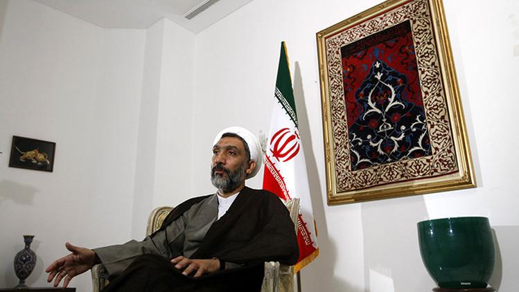 Irán considera a EE.UU. país que apoya el terrorismo