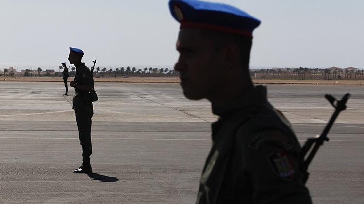 Siniestro del A321 en el Sinaí: Distintos países cancelan vuelos en la zona por temor a atentados
