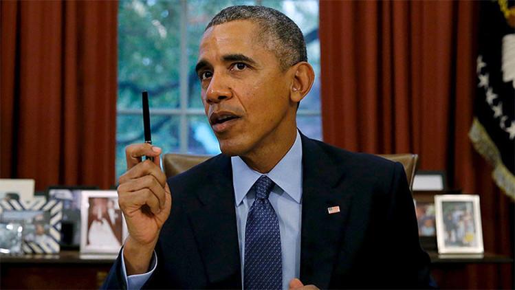 Obama insta a no medir el poder de EE.UU. solo en territorios ocupados o misiles lanzados