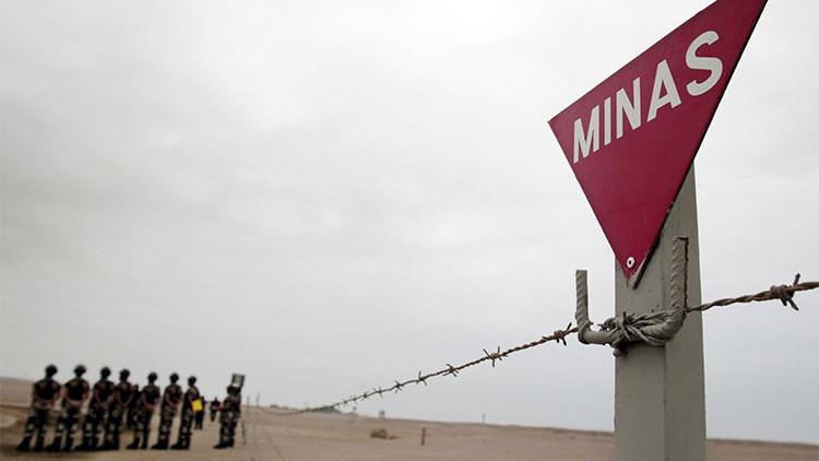 Chile envía notas diplomáticas de protesta a Perú por la presencia de sus militares en la frontera