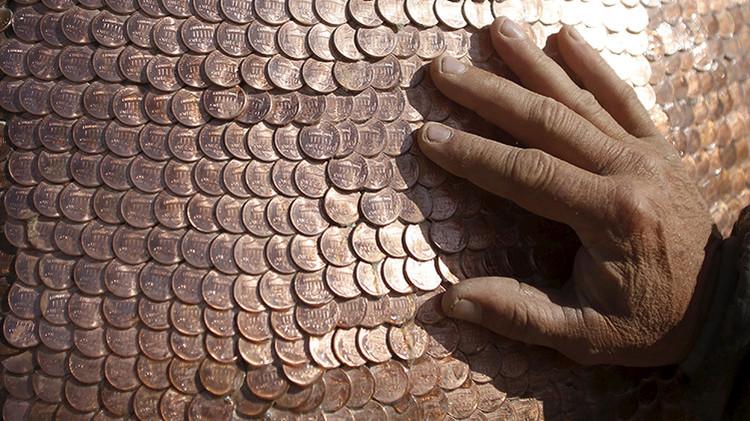 Descubren en China 10 toneladas de monedas antiguas