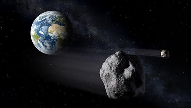 """""""Monstruo"""" a la vista: Descubren un gigantesco asteroide peligroso que se acerca a la Tierra"""