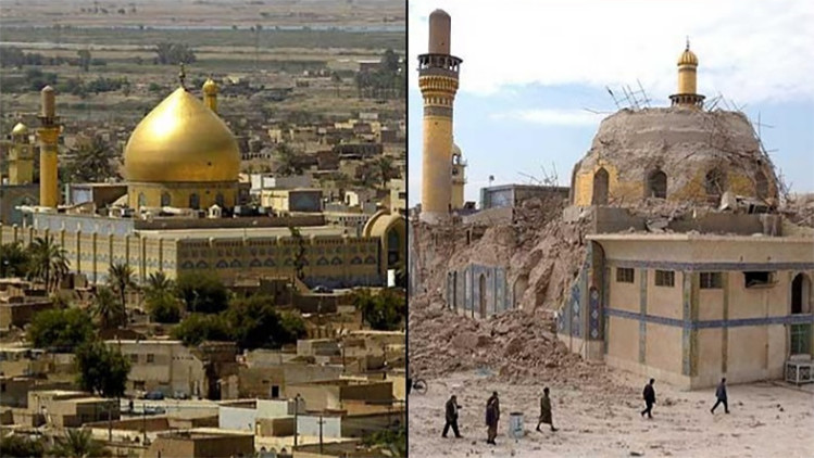 Fotos: El antes y el después de las sangrientas intervenciones militares de EE.UU. en la historia