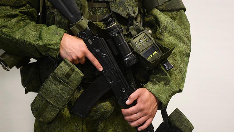 Revelan los secretos del equipamiento ruso para los soldados del futuro