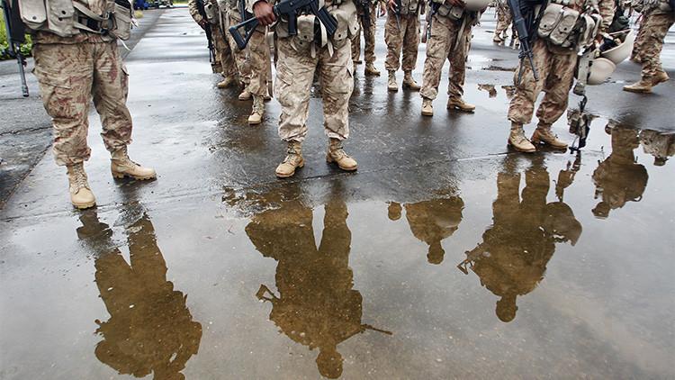 Medios de Chile publican fotos de los presuntos militares peruanos en la frontera