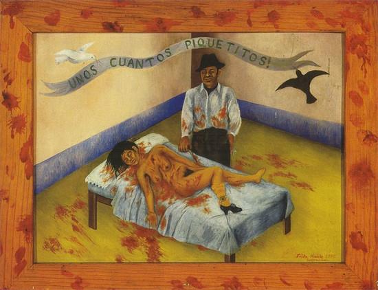 Pinturas De Frida Kahlo Nombres