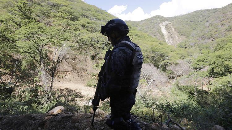 México: Las autoridades del estado de Morelos inhumaron 105 cuerpos en una fosa clandestina