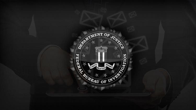 'Hackers' atacan la web del FBI y roban datos del correo de su subdirector