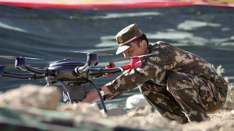 China instala radares y despliega drones en sus fronteras para atajar el tráfico de drogas
