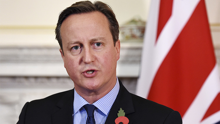 Cameron no descarta que Reino Unido salga de la UE si Bruselas no acepta sus condiciones