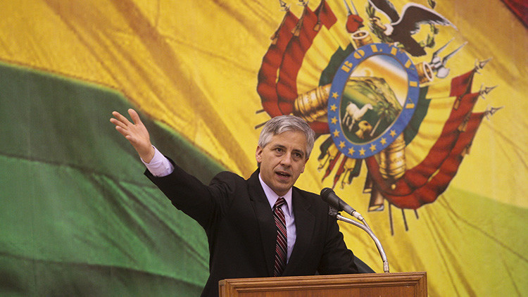 """Bolivia sobre las maniobras de Chile: """"¿A  quién quieren intimidar? No nos provocan ningún miedo"""""""
