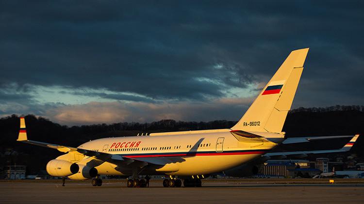 Rusia podría hacer renacer el legendario Ilyushin IL-96, una alternativa a Boeing y Airbus