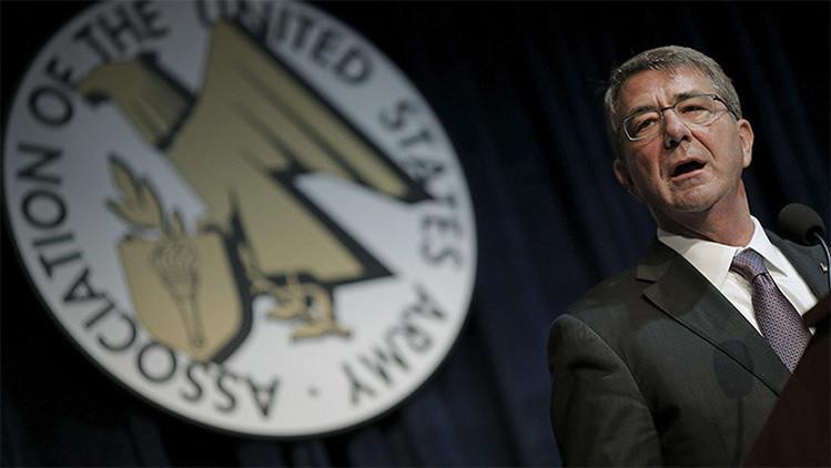 El secretario de Defensa del país norteamericano, Ash Carter