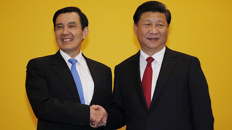 Reunión entre China y Taiwán: ¿A qué se debe el acercamiento entre ambas orillas del estrecho?