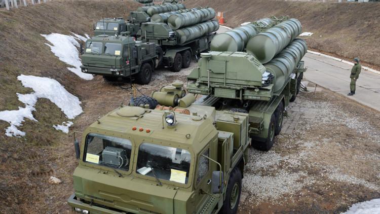 Nueva unidad del sistema antiaéreo ruso S-400 vigilará los cielos de Siberia