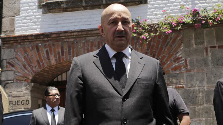 El expresidente mexicano Carlos Salinas de Gortari