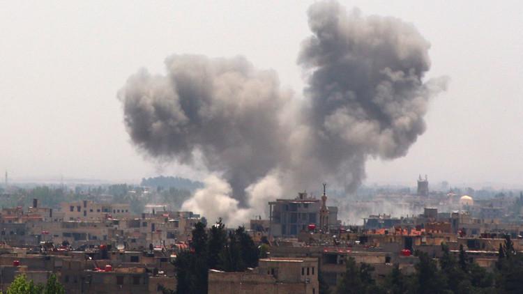 """""""Rusia sí sabe cómo actuar en Siria, a diferencia de EE.UU."""""""