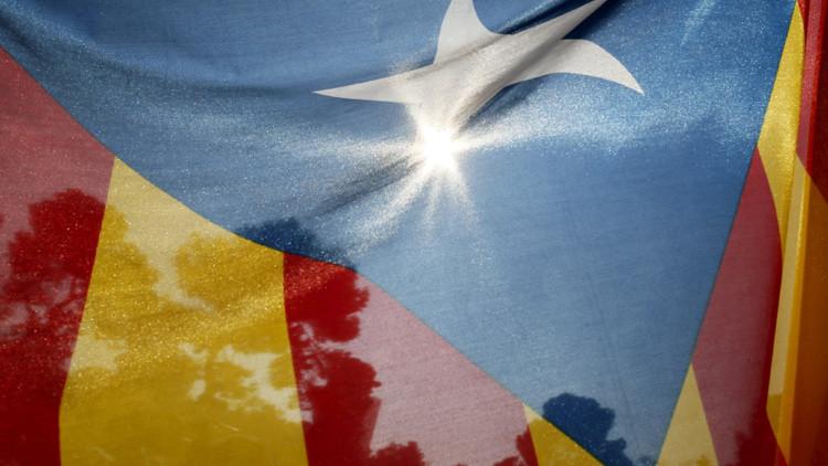 Debate en RT en la histórica jornada que inicia el proceso independentista en Cataluña