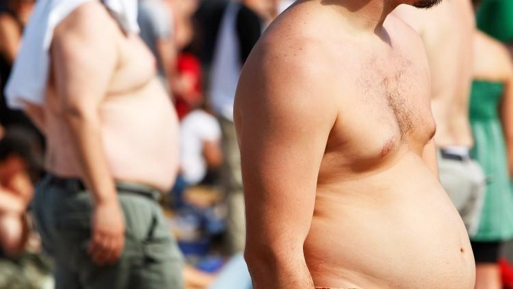 El exceso de grasa en la cintura es más peligroso que la obesidad