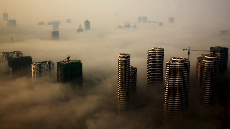 """""""El calentamiento global cubrirá la Tierra con un manto de niebla y humo"""""""