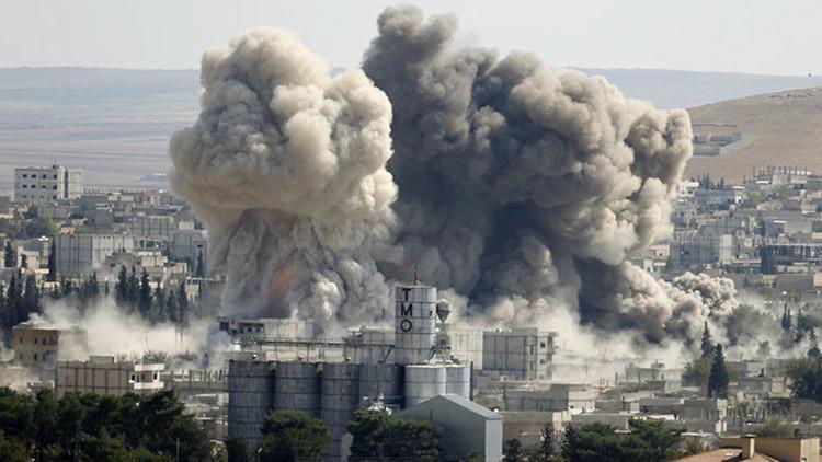 """""""EE.UU. no está interesado en la derrota del Estado Islámico"""""""
