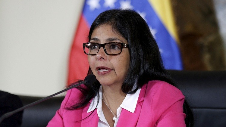 Delcy Rodríguez Gómez