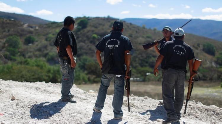 Una nueva ola de violencia en el estado mexicano de Guerrero causa 21 muertos en dos días