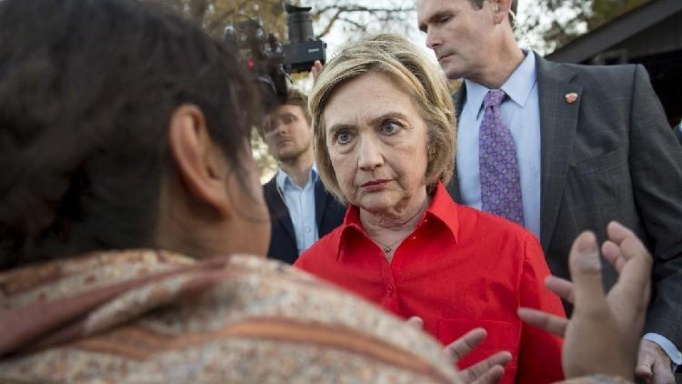 Si es elegida presidenta Hilary Clinton rechazará declarar la guerra al Estado Islámico