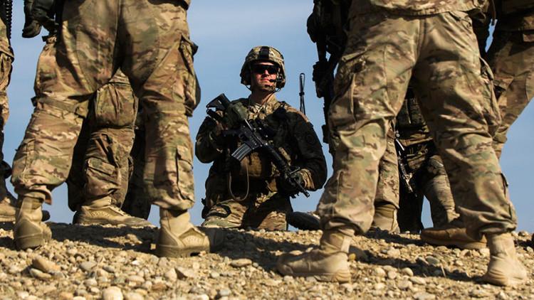 """Secretaria de la Fuerza Aérea de EE.UU.: """"Necesitamos desplegar soldados en Siria"""""""
