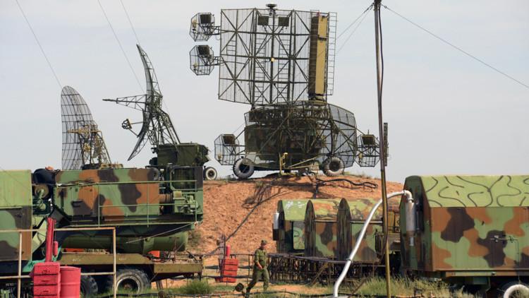 """Rusia creará """"un paraguas de seguridad aérea"""" desde el Caspio hasta el mar Negro"""