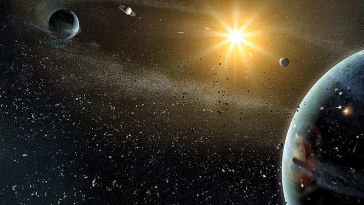 Científicos encuentran una órbita de origen inexplicable en el sistema solar