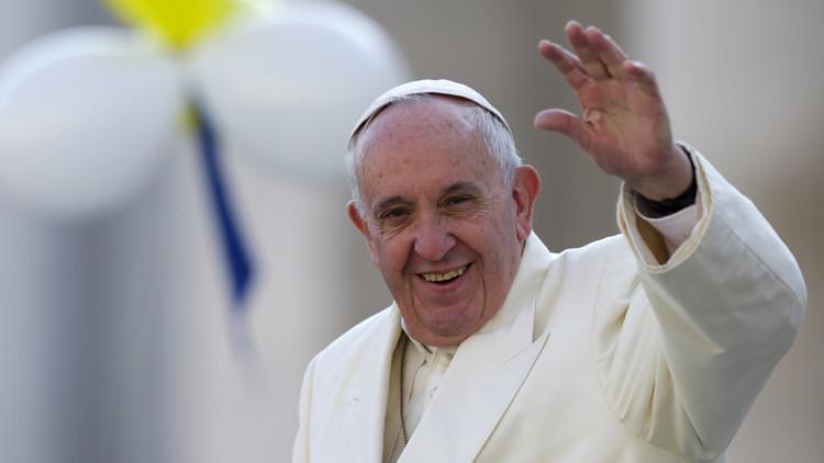 """Papa Francisco: """"Prefiero una Iglesia herida, hambrienta y sucia"""""""