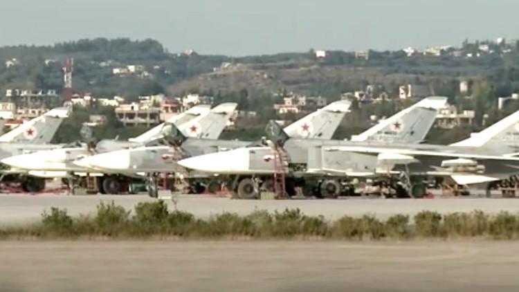 Siria: los ataques aéreos rusos frustran los planes de los extremistas de atacar Hama