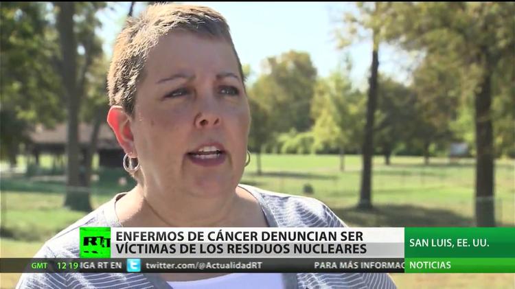 Enfermos de cáncer denuncian ser víctimas de los residuos nucleares