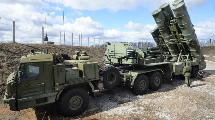 Sin parangón: el sistema antiaéreo ruso S-400 no tiene rivales en el mundo