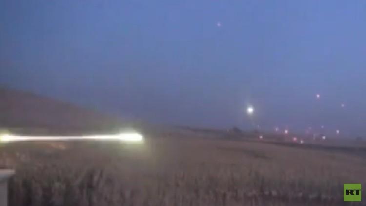 Video: La sangrienta batalla por el aeródromo militar de Alepo
