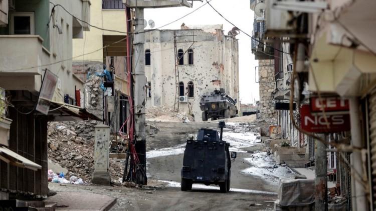 ¿Borrada del mapa? Así quedó la ciudad kurda de Silvan tras la acción del Ejército turco (VIDEO)