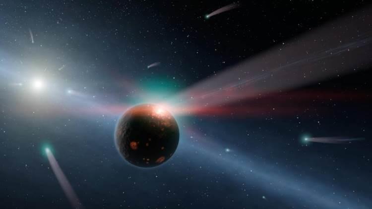 El Congreso de EE.UU. mete la mano en los recursos de otros planetas y asteroides