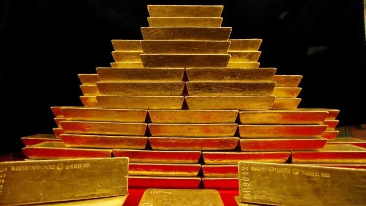¿Cambiará la cotización mundial de moneda?: la demanda del oro alcanza su máximo en dos años