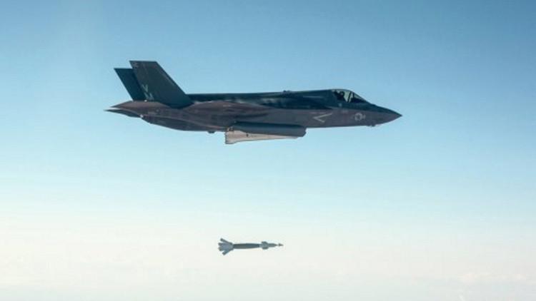 EE.UU.: las compras de F-35 'se comerán' el presupuesto militar